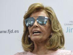 """María Teresa Campos permanecerá en el hospital """"hasta su completa recuperación"""""""