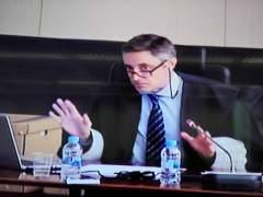 """El fiscal arremete contra un """"esquema mental"""" que identificó CDC con Generalitat"""