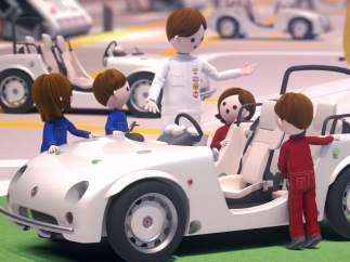 Toyota montará una autoescuela en miniatura