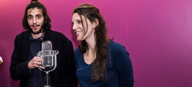 Luisa y Salvador Sobral