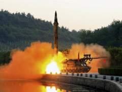 Corea del Norte podría haber lanzado otro misil