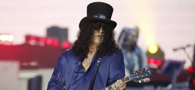 Slash, Guns N' Roses