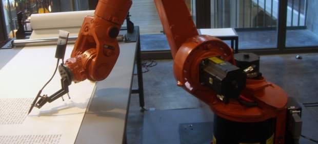 Robot escritor