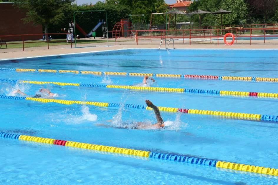 Teruel ultima los preparativos para abrir sus piscinas de for Piscinas naturales en teruel