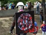 Nuevas protestas en Caracas