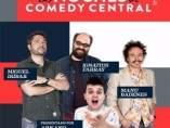 Las noches de comedy central llegan a Gijón