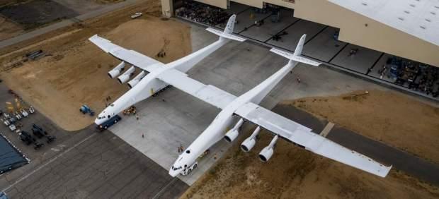 Avión Stratolaunch