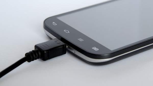 Cargar el móvil