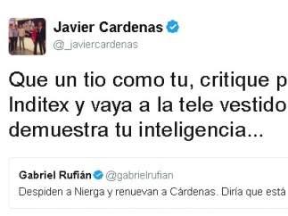 Cárdenas y Rufián