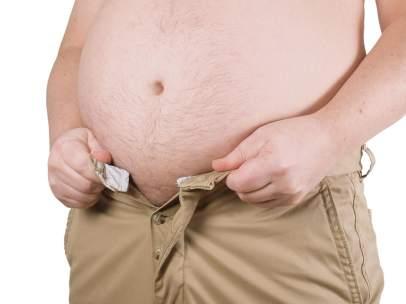 El epiplón, un \'delantal\' de grasa que protege el abdomen, es una ...