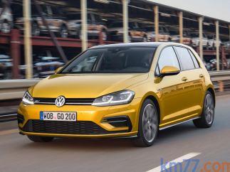 10. Volkswagen Golf