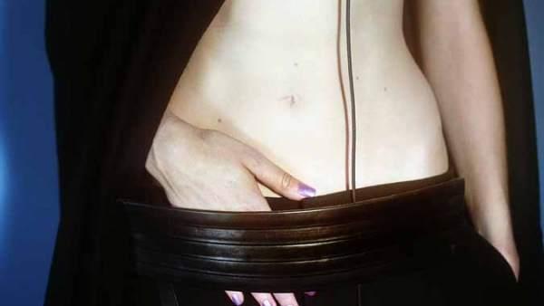 Fotografía de Mario Testino para Undressed