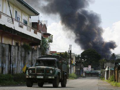 Estado de guerra en Filipinas