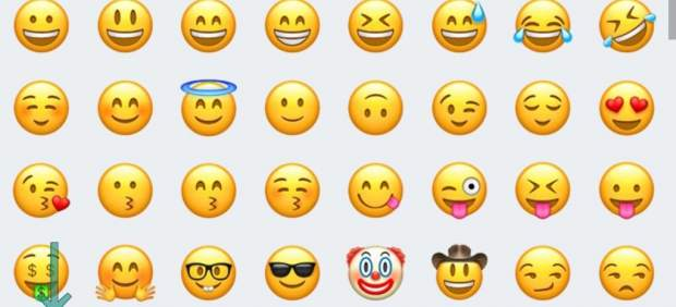 Search emojis on Whatsapp