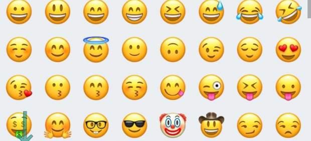 Buscador de emojis en Whatsapp