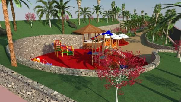 Resultado de imagen de parque opuntia la orotava