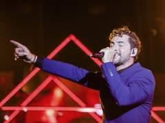 David Bisbal anuncia el arranque de su gira en Roquetas de Mar el 9 de junio