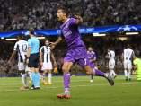 Segundo gol de Cristiano