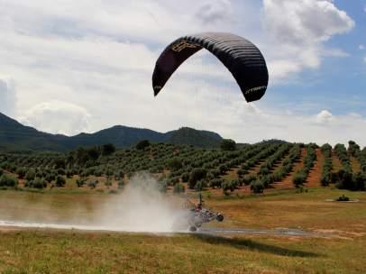 Festival Internacional del Aire El Yelmo
