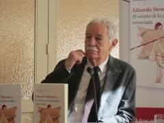 """Eduardo Mendoza: """"Cuando publiqué la primera novela, llevaba 30 años escribiendo"""""""