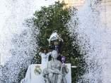 Celebración en Cibeles