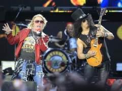 Concierto de Guns N' Roses en Madrid