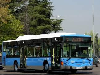Autobús U de la EMT