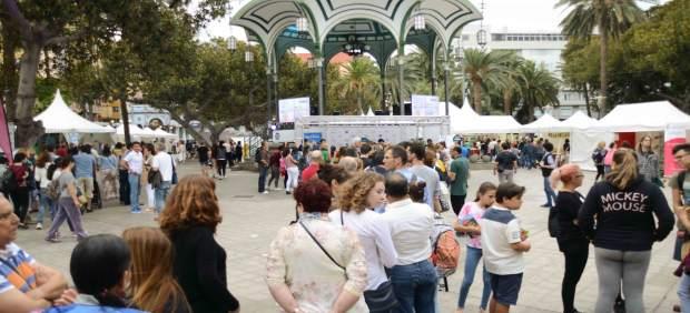 Feria del Libro de Las Palmas de Gran Canaria 2017