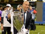 Zidane suma y sigue: siete títulos en 19 meses como entrenador del Real Madrid