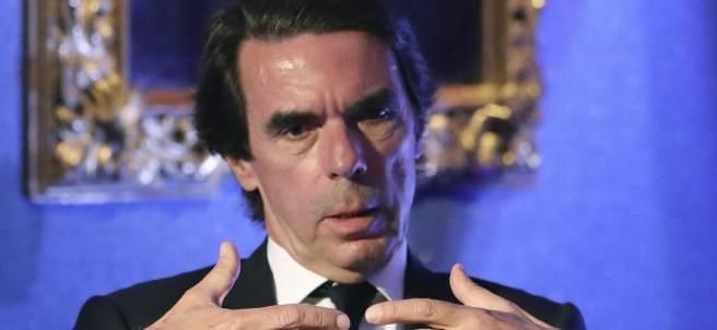 José María Aznar.