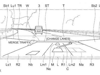 Así es la nueva patente de Toyota