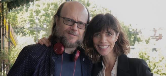 Santiago Segura y Maribel Verdú ruedan Sin filtro