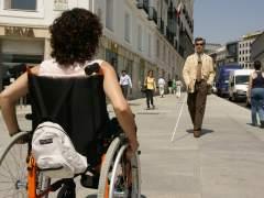 Discapacitados piden una ley estatal para garantizar sus derechos fundamentales