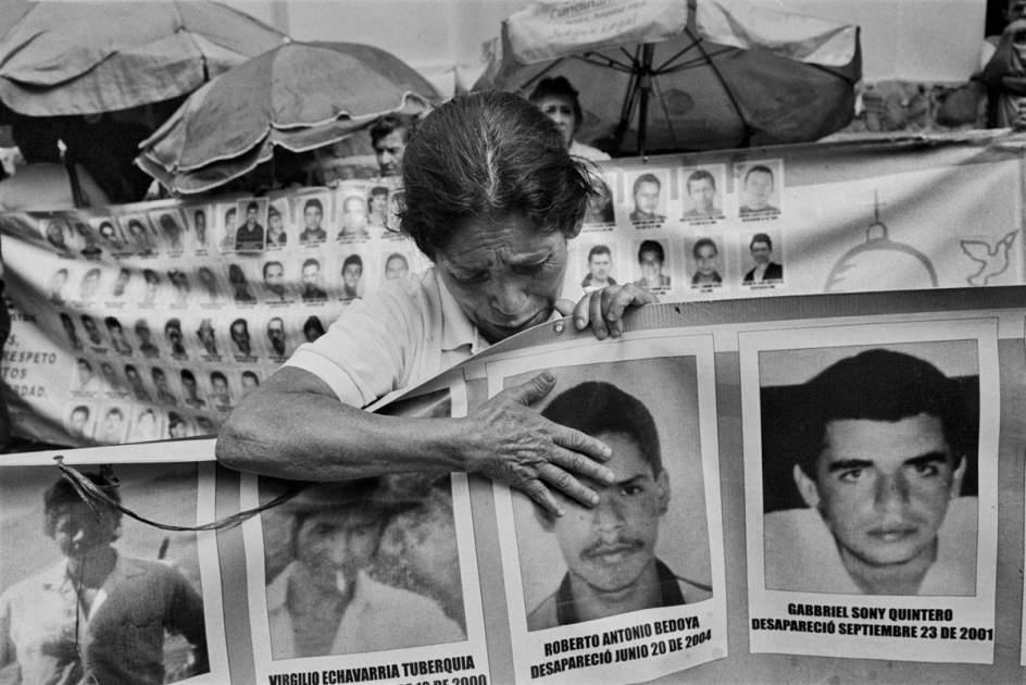 Macondo, memorias del conflicto colombiano. Imagen perteneciente al proyecto
