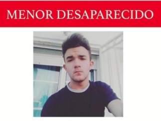Menor desaparecido en Granada desde el 2 de junio