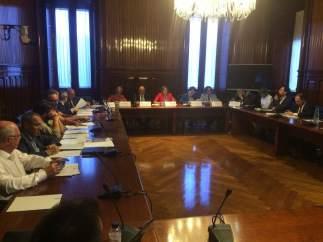Comisión del Reglamento en el Parlament