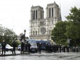 La policía dispara a un hombre en París