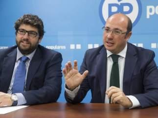 El PP suspenderá de militancia a Pedro Antonio Sánchez