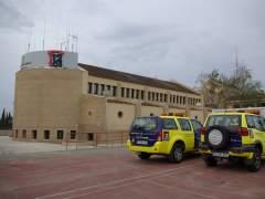 Edificio del 112 en Baleares