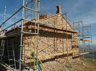 Restauración de la ermita