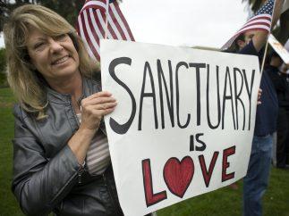 Apoyo a los inmigrantes indocumentados