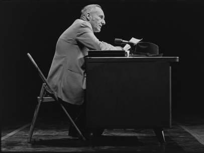William Burroughs en Nova Convention, 1978