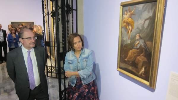 'El éxtasis de San Antonio Abad'