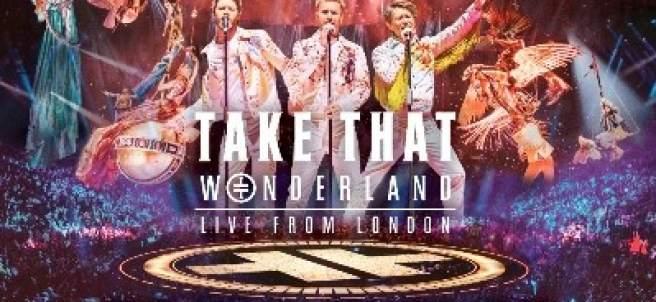 'Wonderland', nuevo álbum de Take That