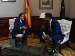 """Mariano Rajoy: """"Me reuniré con Sánchez cuando él quiera"""""""