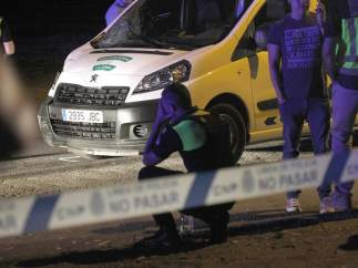 Muere un policía local en La Línea