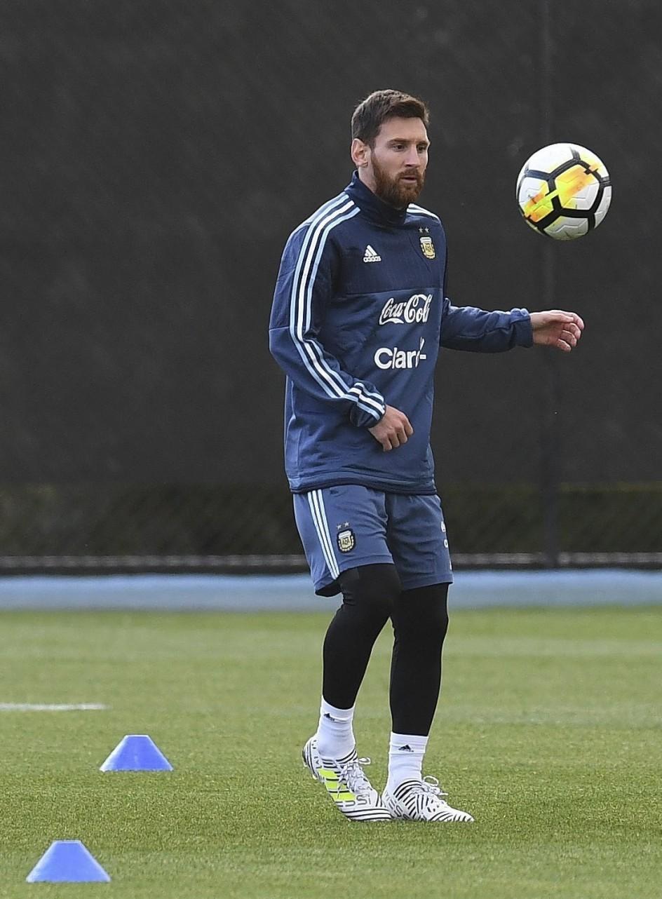 La renovación de Messi está cerrada y él hace un guiño al ...