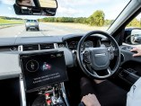 Coche autónomo de Jaguar Land Rover