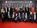 Els Feroz van celebrar enguany la seua quarta edició com l'avantsala dels Goya