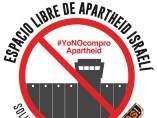 Espacio libre de Apartheid Israelí